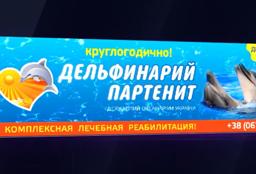 Дельфинарий партенит