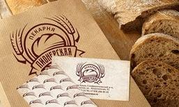 фирменный стиль для пекарни пионерская